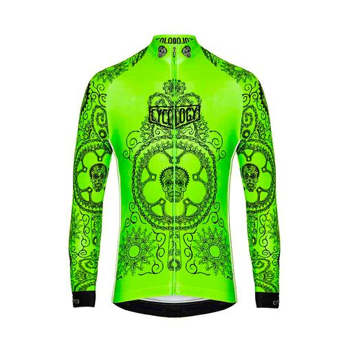 DAY OF THE LIVING MEN'S LONG SLEEVE JERSEY