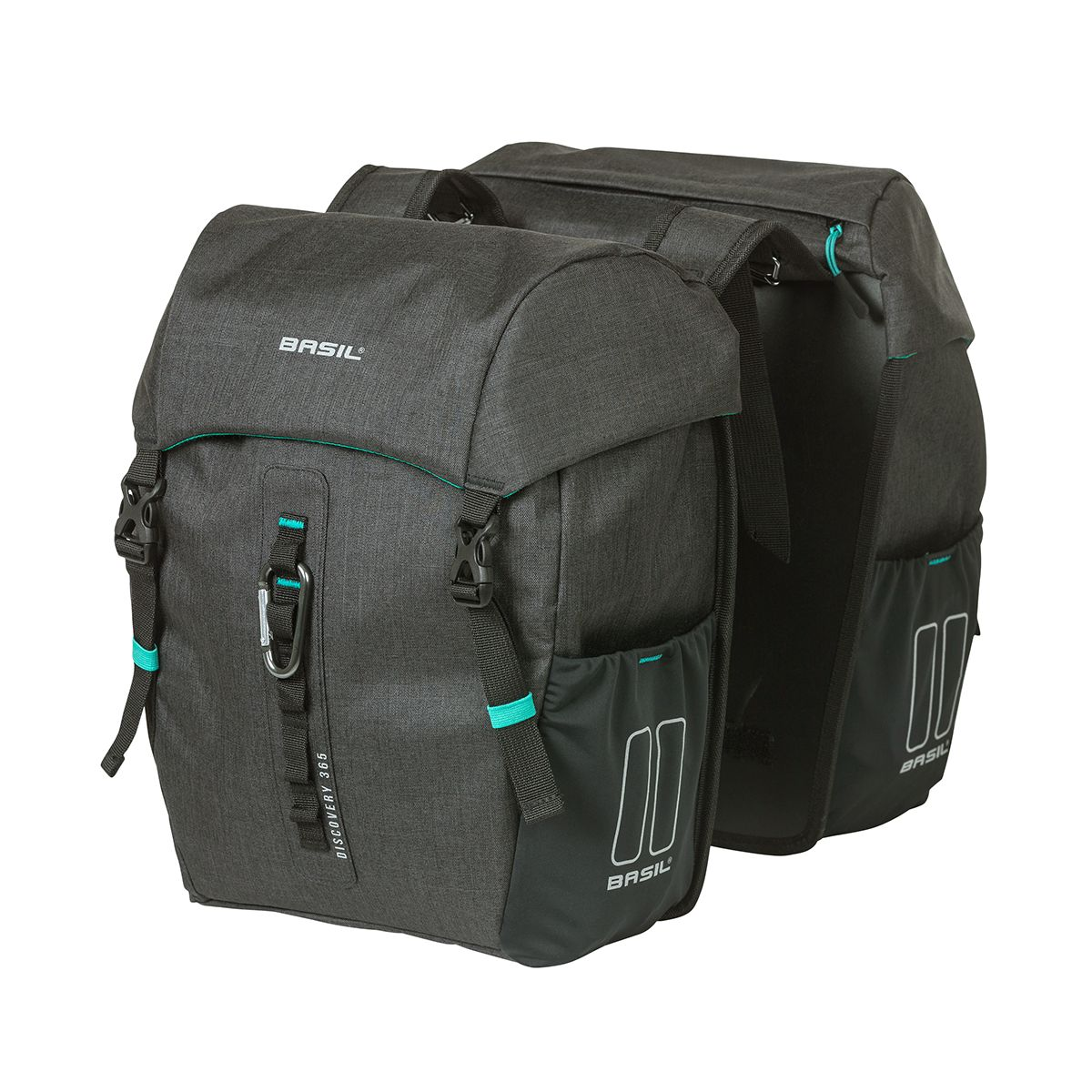 DISCOVERY 365D DOUBLE BAG M Panniers
