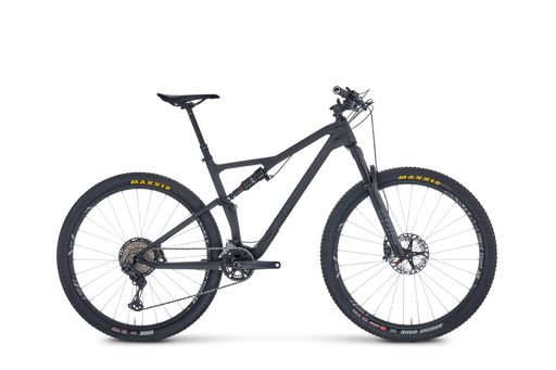 THRILL HILL TRAIL Deore XT showroom bike L