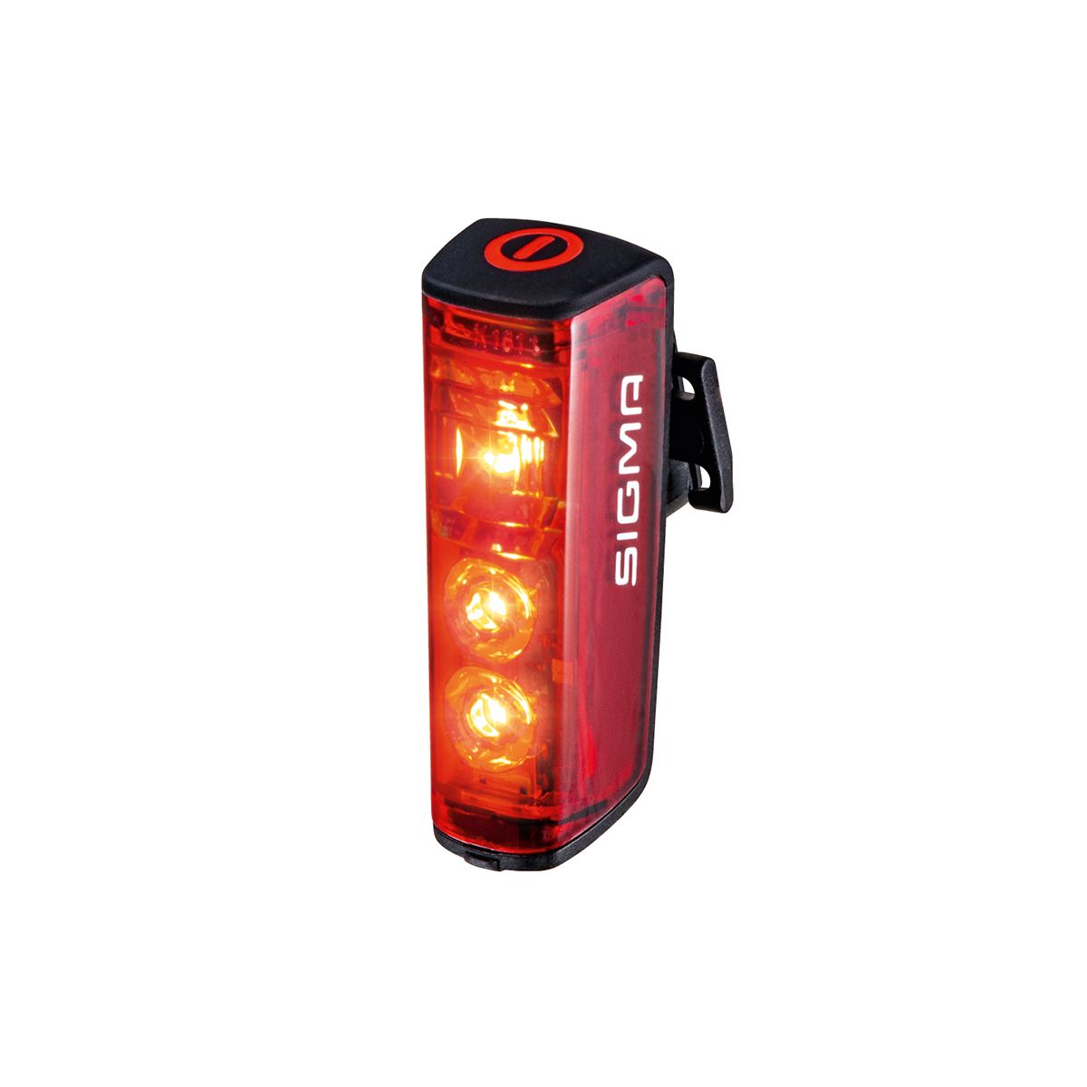 BLAZE USB battery-powered rear light with brake light