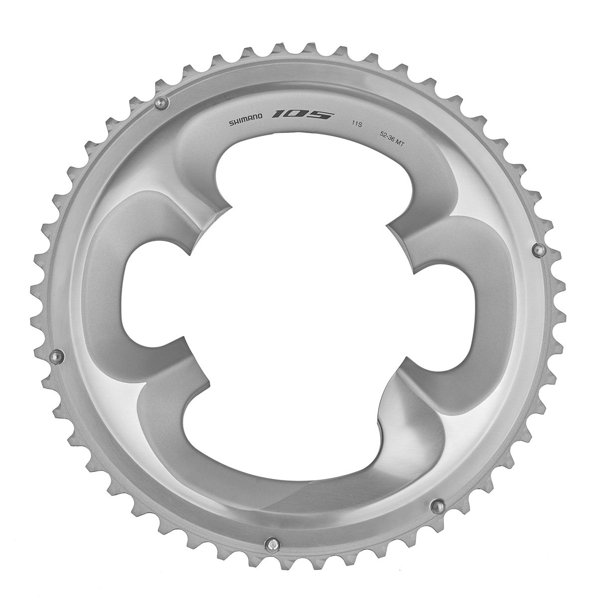 Shimano 52T FC-R7000 Outer Chainrings 11 Spd Black