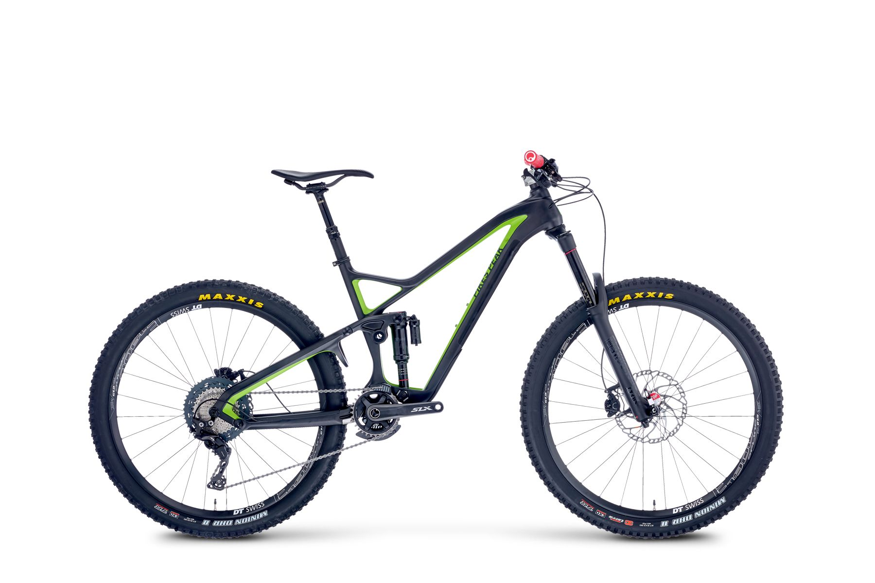 PIKES PEAK 1 EN Ex Demo Bike Size: S