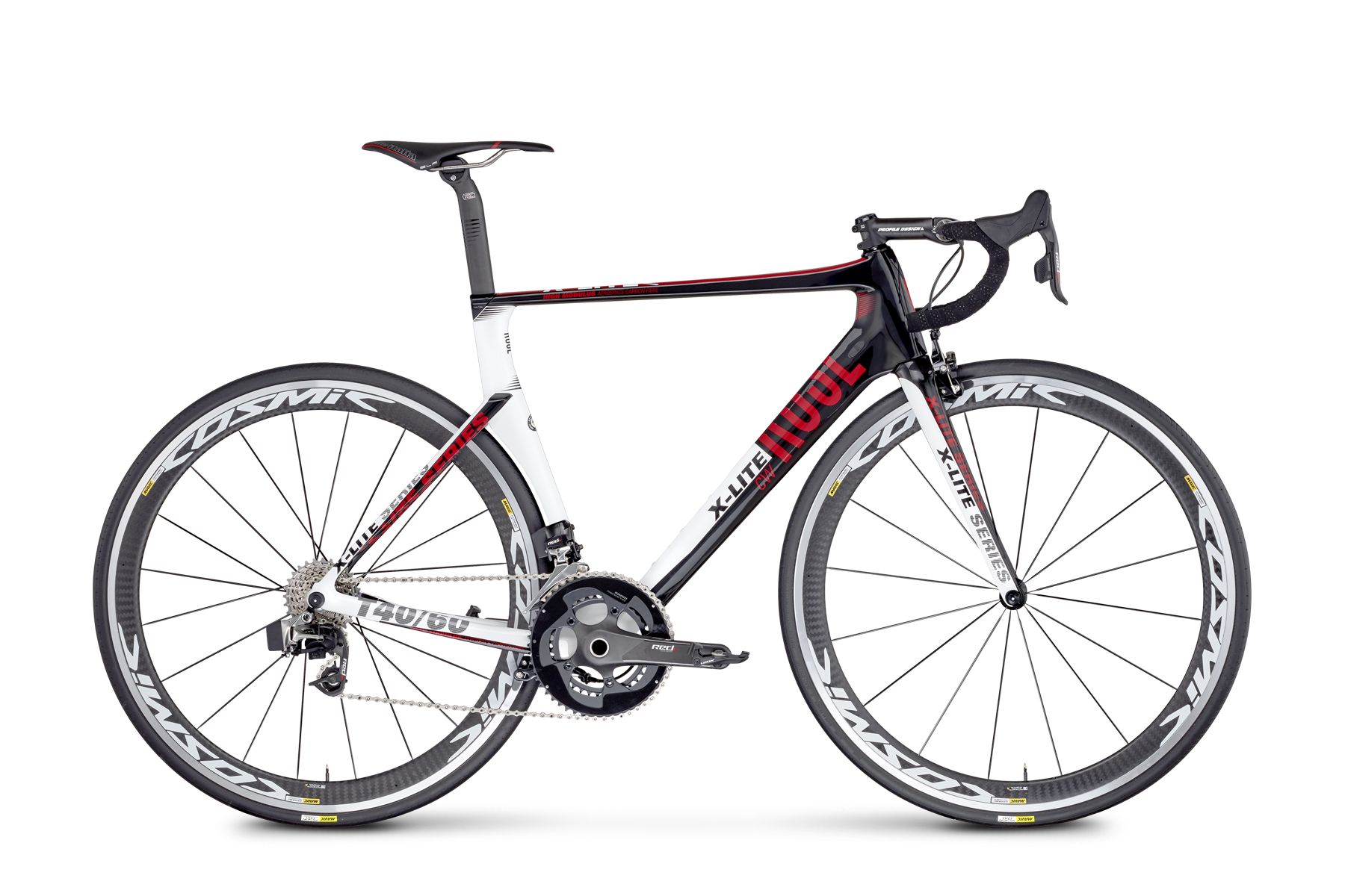 X-LITE CW Red eTap