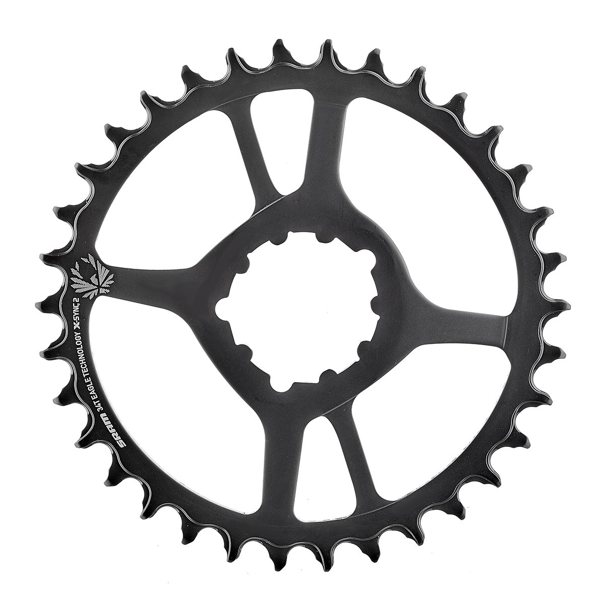 SRAM Eagle X-Sync 12 Speed Direct Mount 6mm Offset Bike//Cycle Chainring