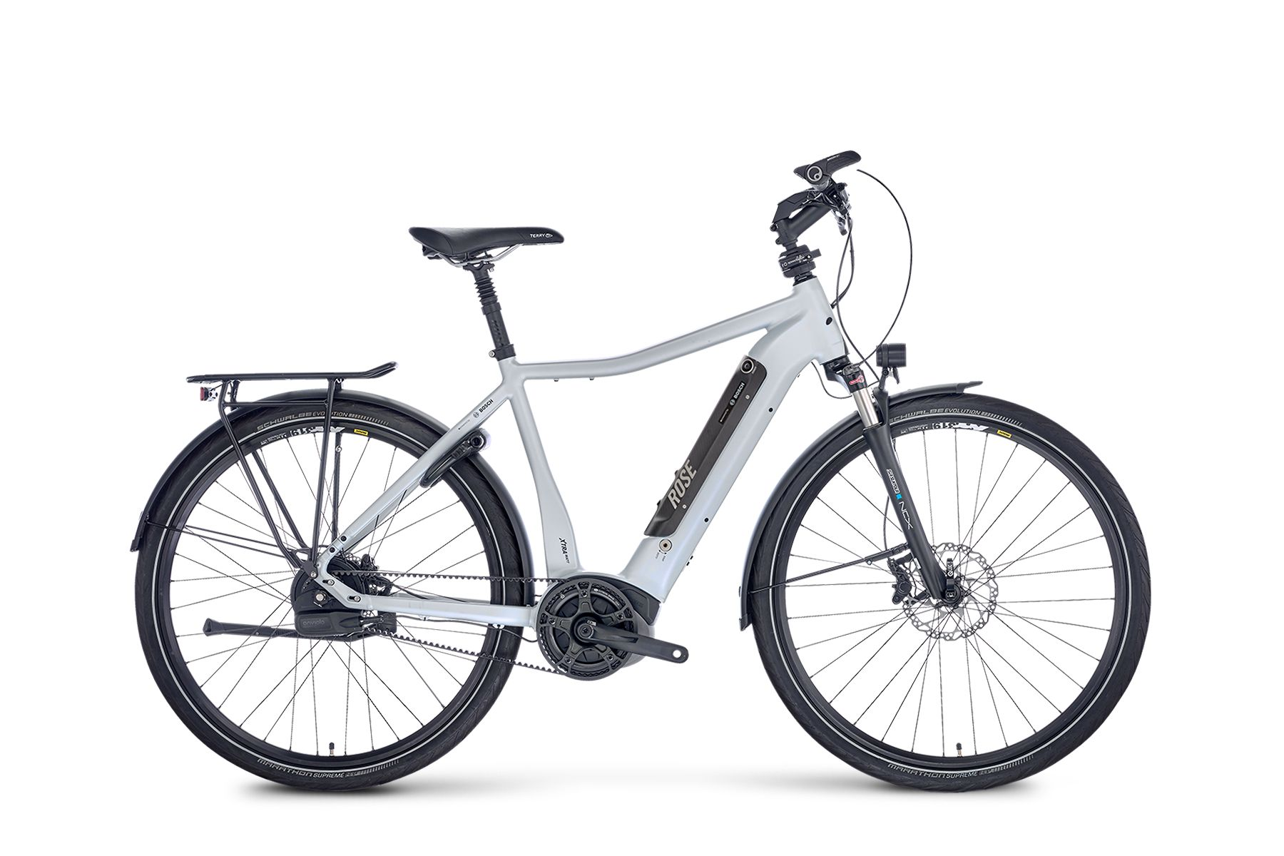 XTRA WATT EVO Enviolo Men Kiox Ex Demo Bike Size: 21