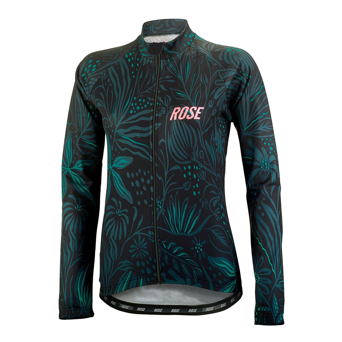 FLOWER THERMO long-sleeved jersey for women