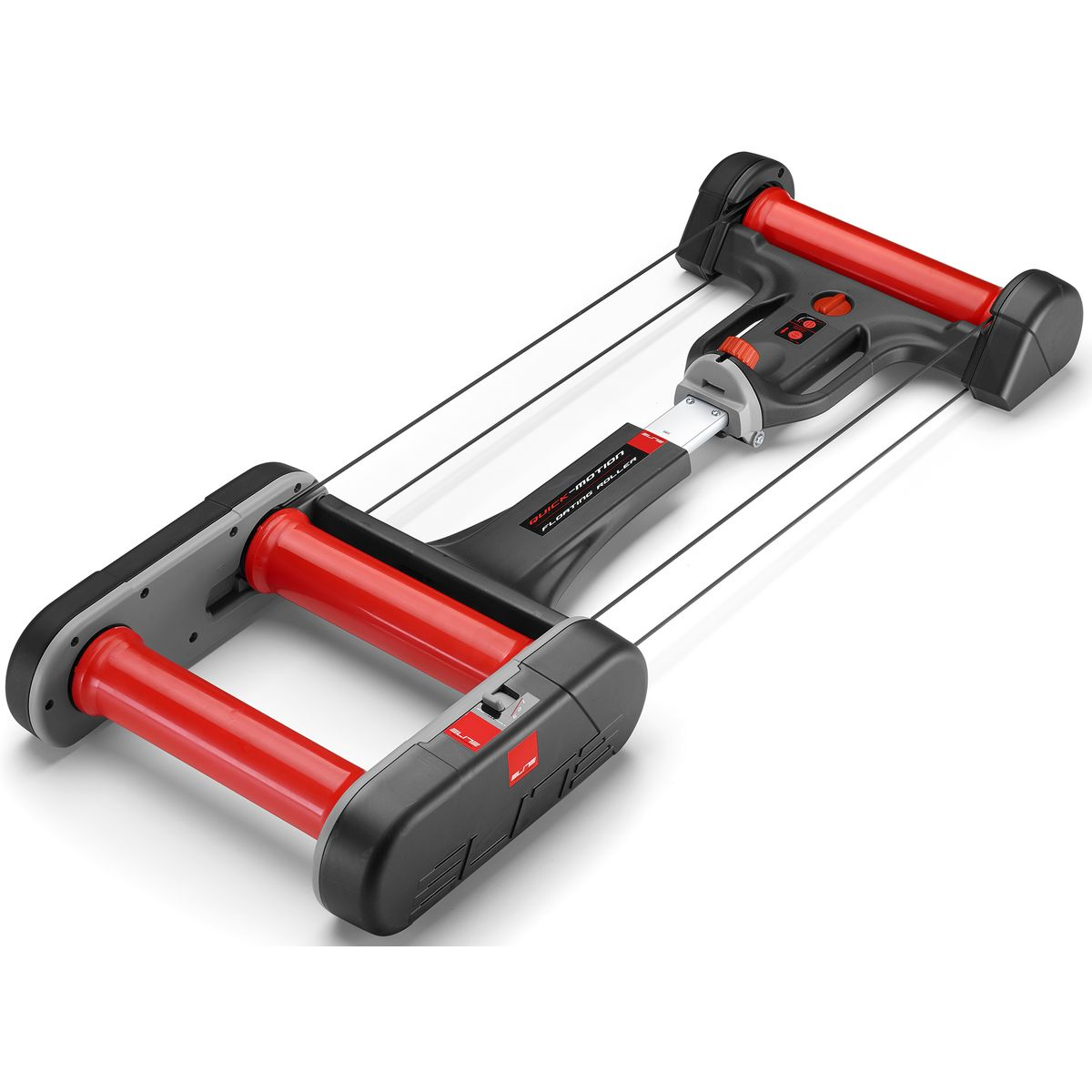 Quick-Motion roller trainer