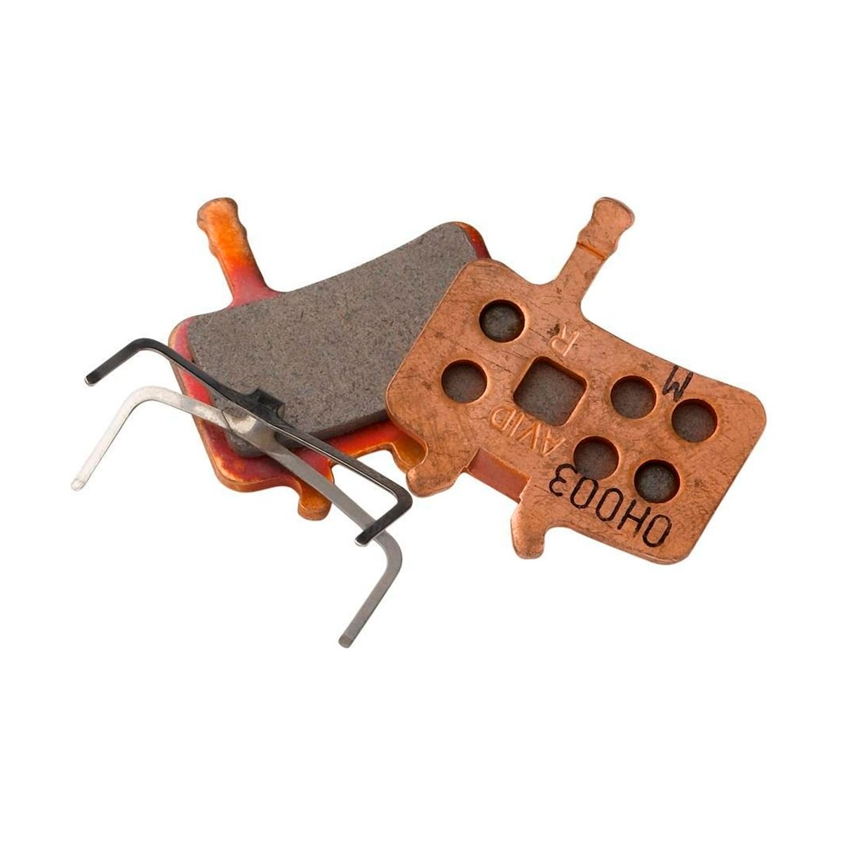 Juicy 7/5 disc brake pads
