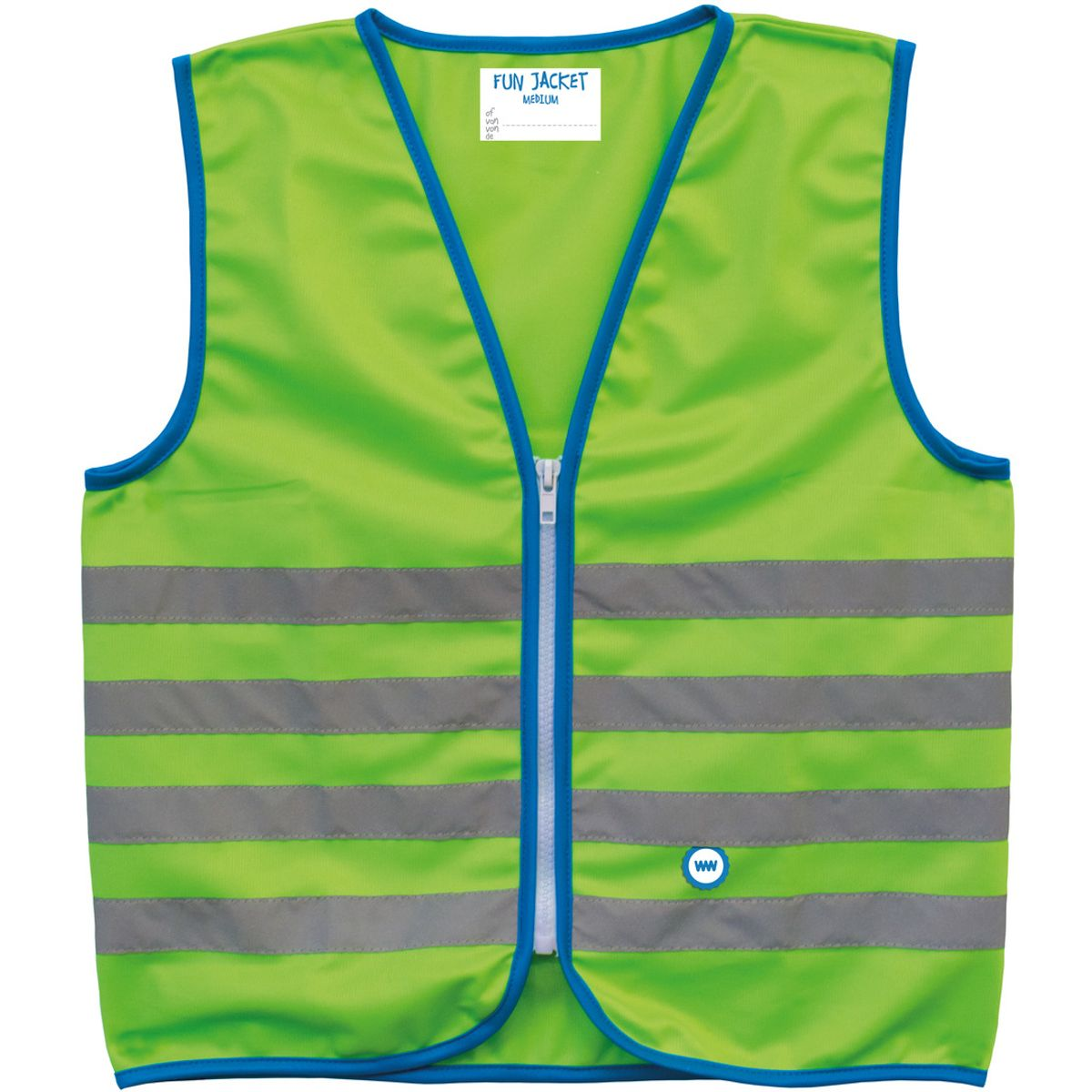 FUN JACKET children's reflective vest