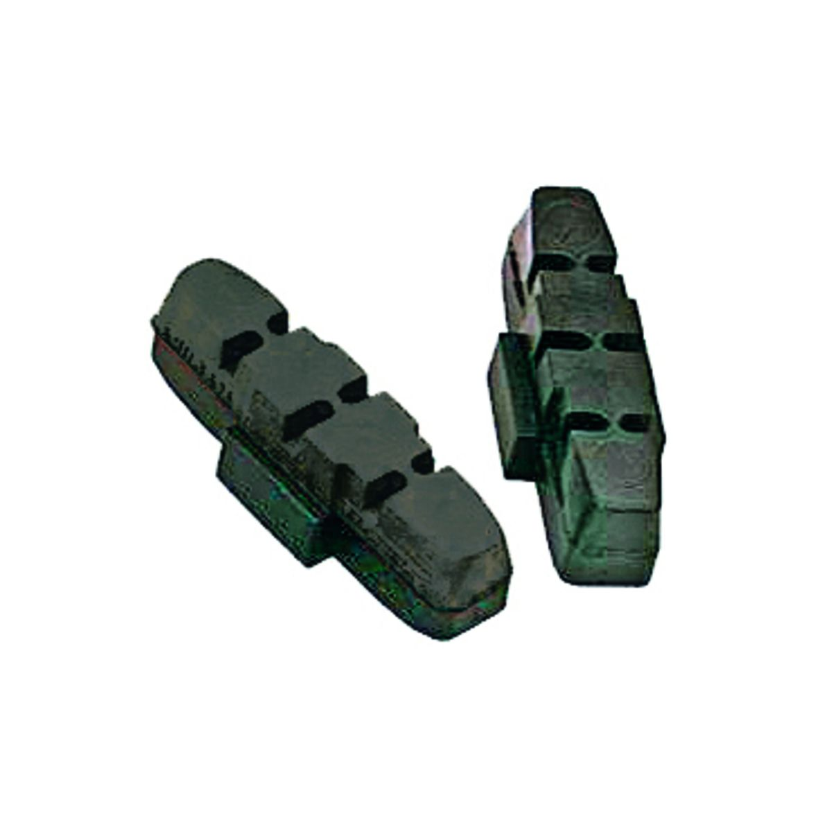 Brake pads for aluminium rims for HS brakes